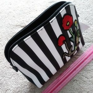 NEW!! Chic Nordstrom cosmetic bag!